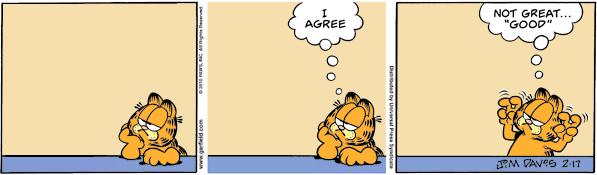 """I Agree"""